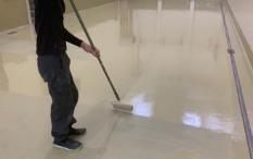 各種合成樹脂塗床工事